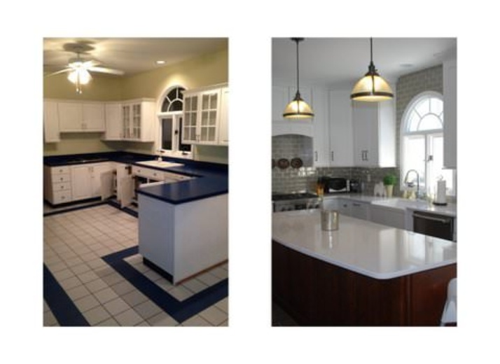 Before & After by World Class Kitchens