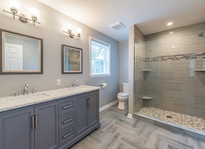 Remodeling Bathrooms in Parsippany-Troy-Hills, NJ