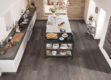 Style: Knight (LLP302 Raven Oak) by Karndean Design Flooring