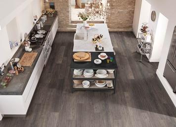 Style: Knight (LLP302 Raven Oak) by Karndean Design Flooring