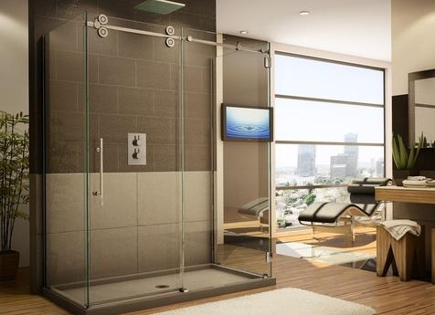 Frameless Shower Doors in Monmouth County, NJ