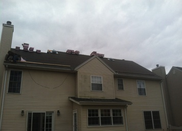 Roofing in Union, NJ