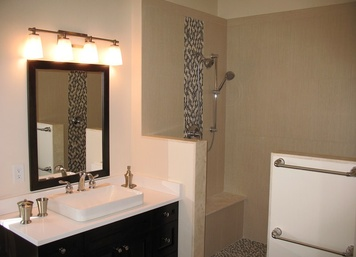 Custom Bathroom Remodel in Ocean, NJ