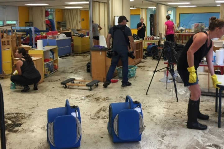 Morris County Community Center and Daycare Destroyed by Flood Gets New Lease on Life