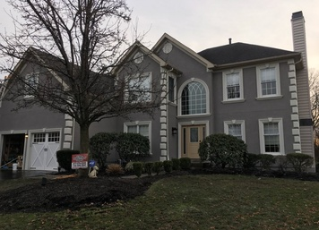 Hardcoat Stucco in Moorestown, NJ (After)