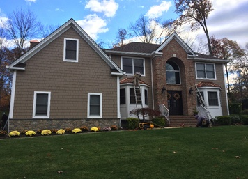 Siding in Morris County, New Jersey
