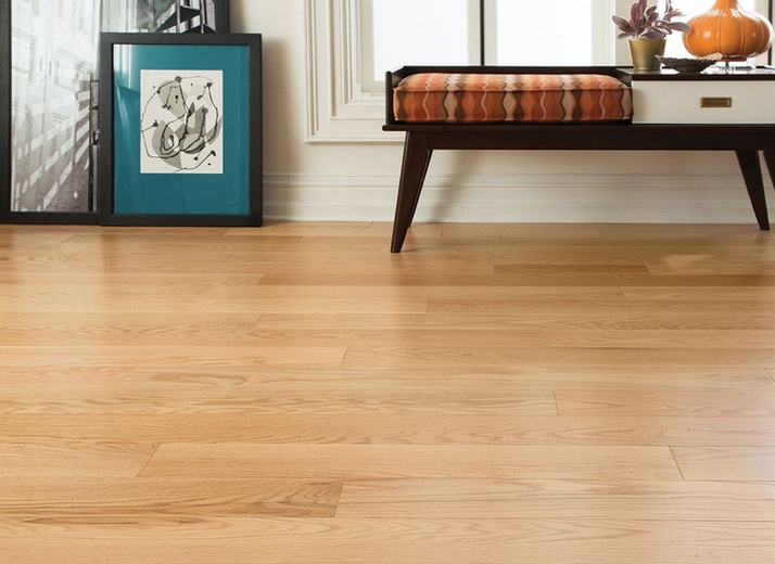 Style: Natural Red Oak by Mullican Flooring