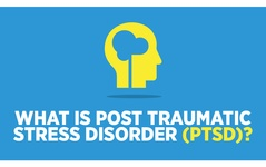 Infographic: What is Post Traumatic Stress Disorder?