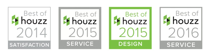 Alfano Renovations of Eatontown, NJ Awarded Best of Houzz 2016