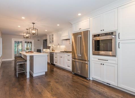 Kitchen Remodeling Contractor in Pequannock, NJ