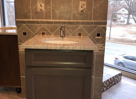 WCK Bathroom Remodeling Showroom in New Jersey