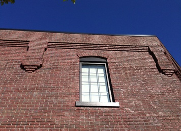 Commercial Brickface in Cape May, NJ