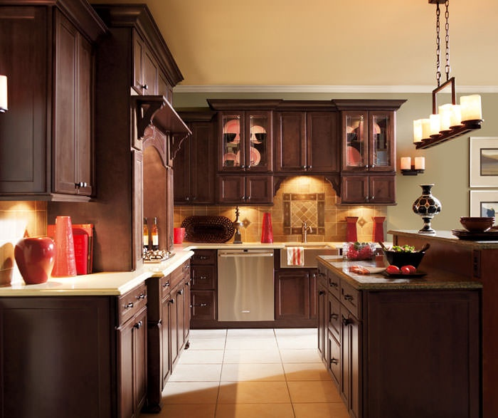 Image Result For Maple Kitchen Cabinets With Dark Wood: Kitchen Renovations (732) 272-6900