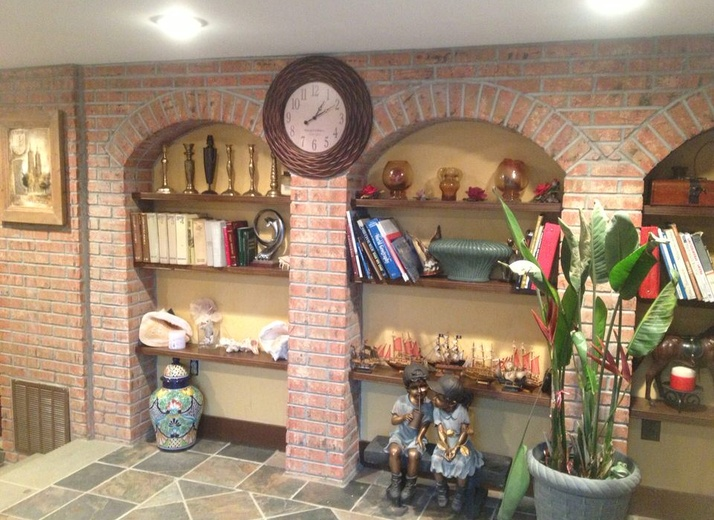 Interior Brick Walls & Interior Stone Walls in New Jersey & New York