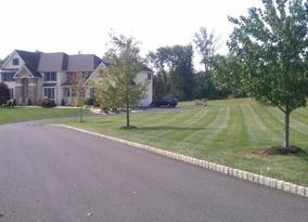 Residential Lawn Service in Millstone NJ 08535