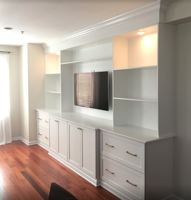 Why a Custom Built-in Space Should Be Your Next Home Improvement