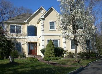 Hard Coat Stucco in Suffolk County, NY