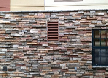 Commercial Manufactured Stone in Pittsburgh
