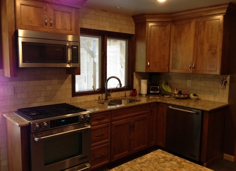 Kitchen Renovation in Matawan, NJ