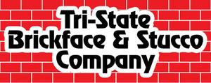Tri-State Brickface & Stucco Logo