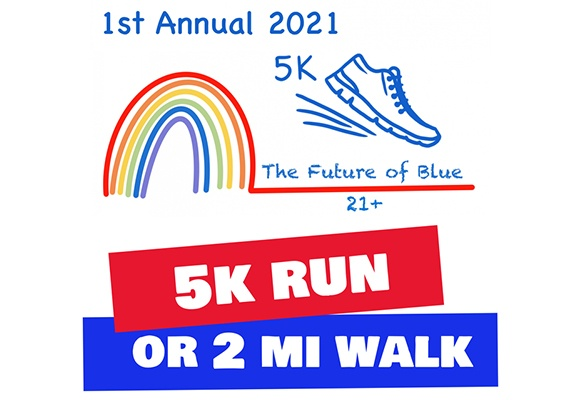 Run for a good cause on April 18th!