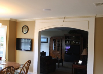 Crown Moulding in Morris County, NJ