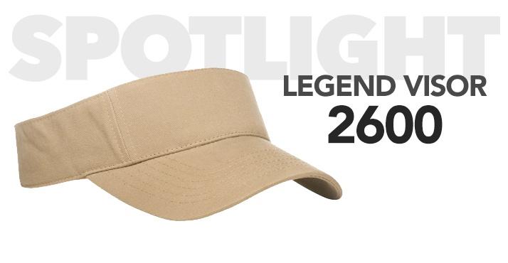 Product Spotlight: Legend Visor