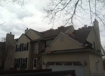 Roof Repairs Essex, NJ