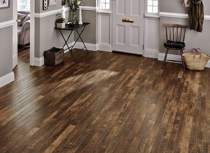 Style: Da Vinci (RP105 Double Smoked Acacia) by Karndean Design Flooring