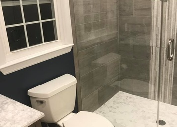 Bathroom Remodeling in Nutley