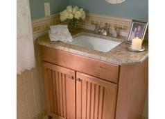 NJ Bathroom Cabinets / Bathroom Remodeling Contractor