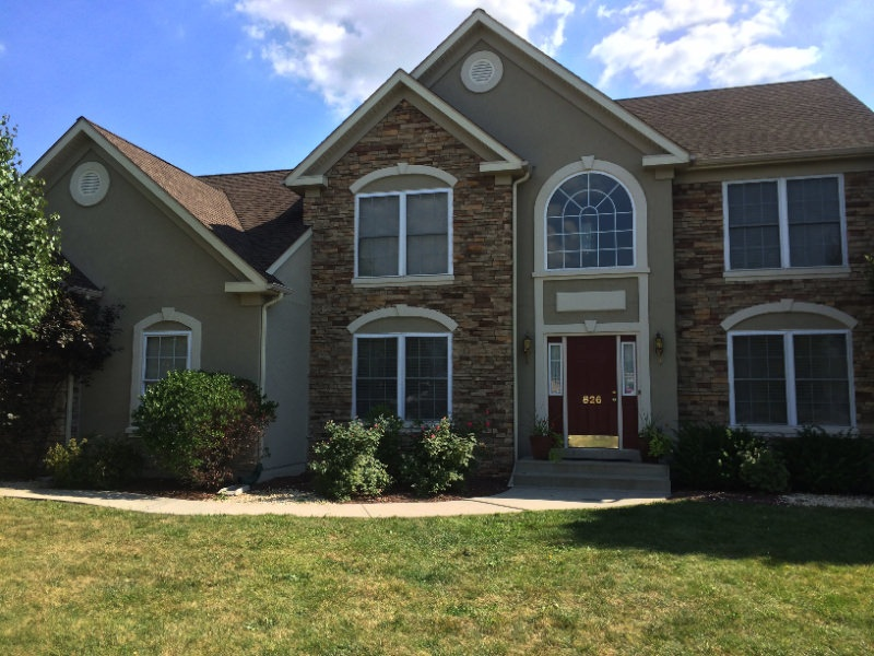 Hardcoat Stucco U0026 Manufactured Stone In PA ...