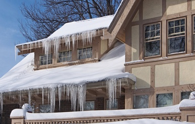 Getting Ready For Another Winter, Protect Your Roof From Ice Dams