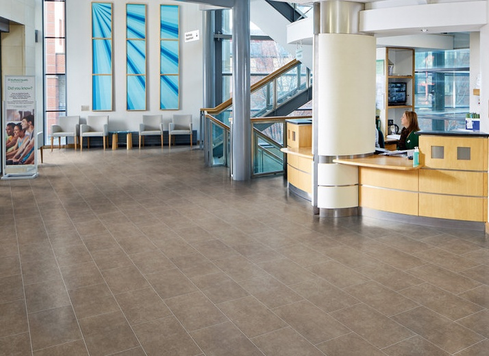 Style: Luxury Vinyl Tile for the Healthcare Sector by Karndean Design Flooring
