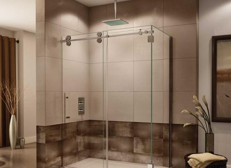 Frameless Shower Doors in New Jersey