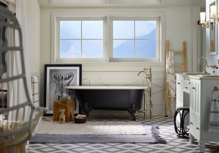 Designer Select Trends: Clawfoot Tubs