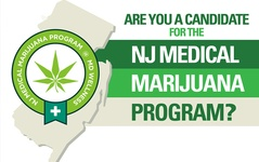 Infographic: Are You a Candidate for The NJ Medical Marijuana Program?