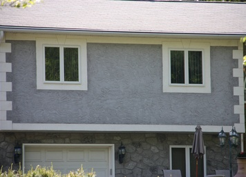 Traditional Stucco in North NJ