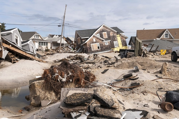 The Undisclosed Aftermath of Hurricane Sandy