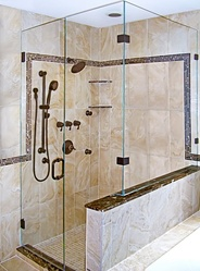 Precision Peerless Collection (Hinged Shower Doors)