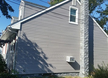 Stoneface & Vinyl Siding in NJ