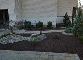 Landscape completed Millstone NJ