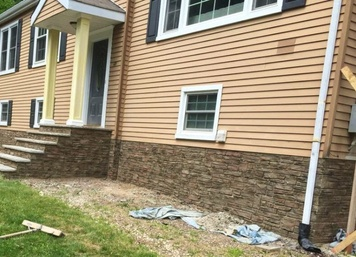 Stoneface, Stonework in New Jersey & New York