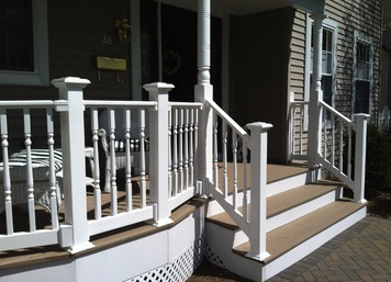 Decking in Morris County, NJ