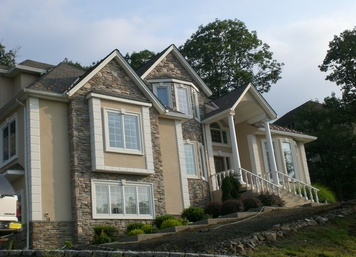 Hardcoat Stucco in Monmouth County, NJ