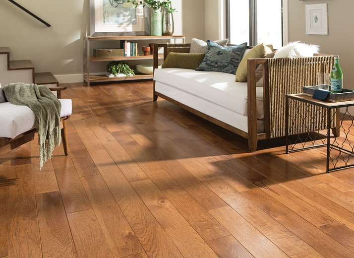 Style: Wood Flooring by Mullican Flooring