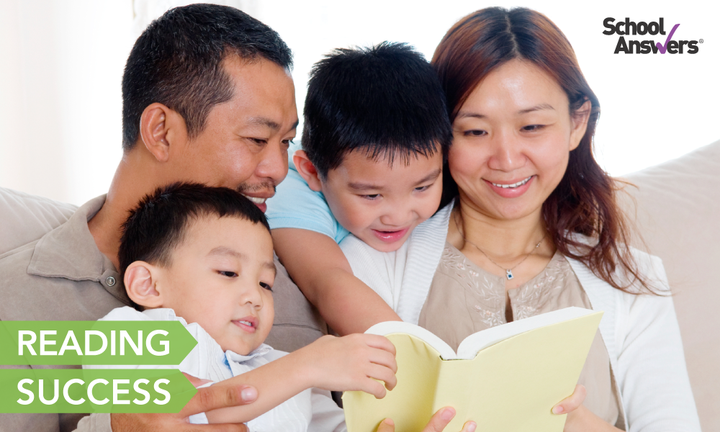 Helping Your Child Achieve Reading Success