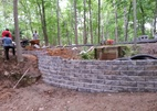Retaining Wall Monmouth County NJ