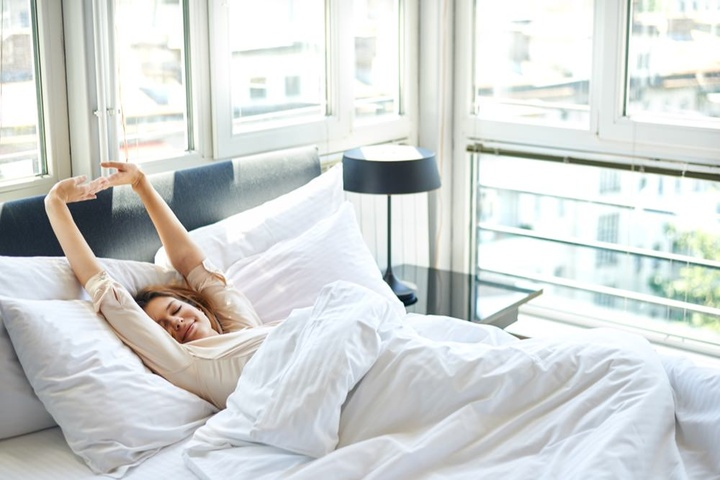 Five Natural ways to Improve Your Sleep