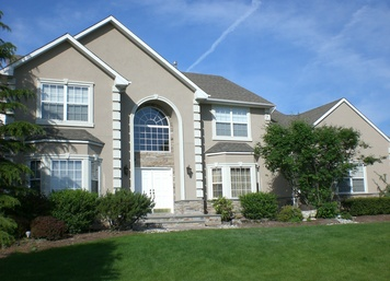 Hard Coat Stucco in Nassau County, NY